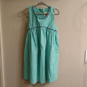 Hanna Andersson Girls Summer Dress Sz 5